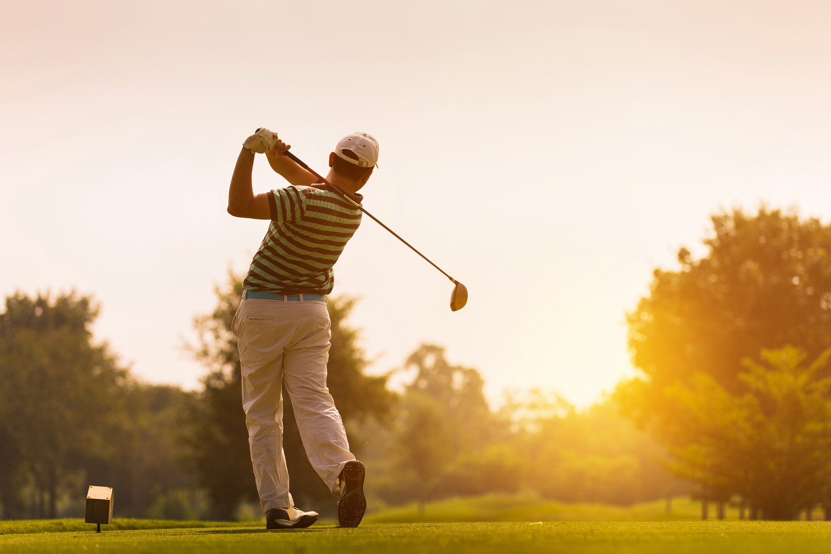 tips for a good golf swing