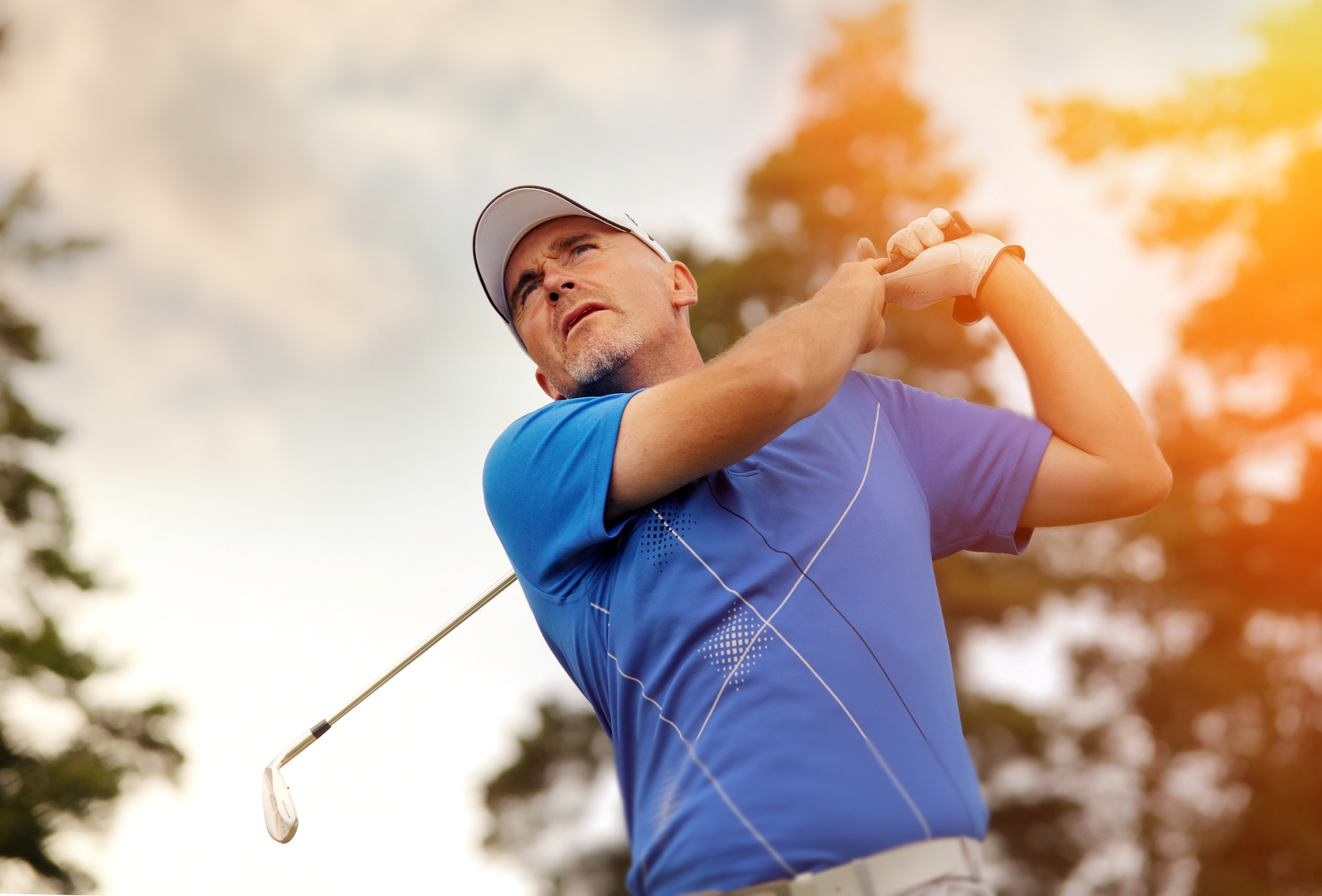 How to Improve Your Golf Swing at Home