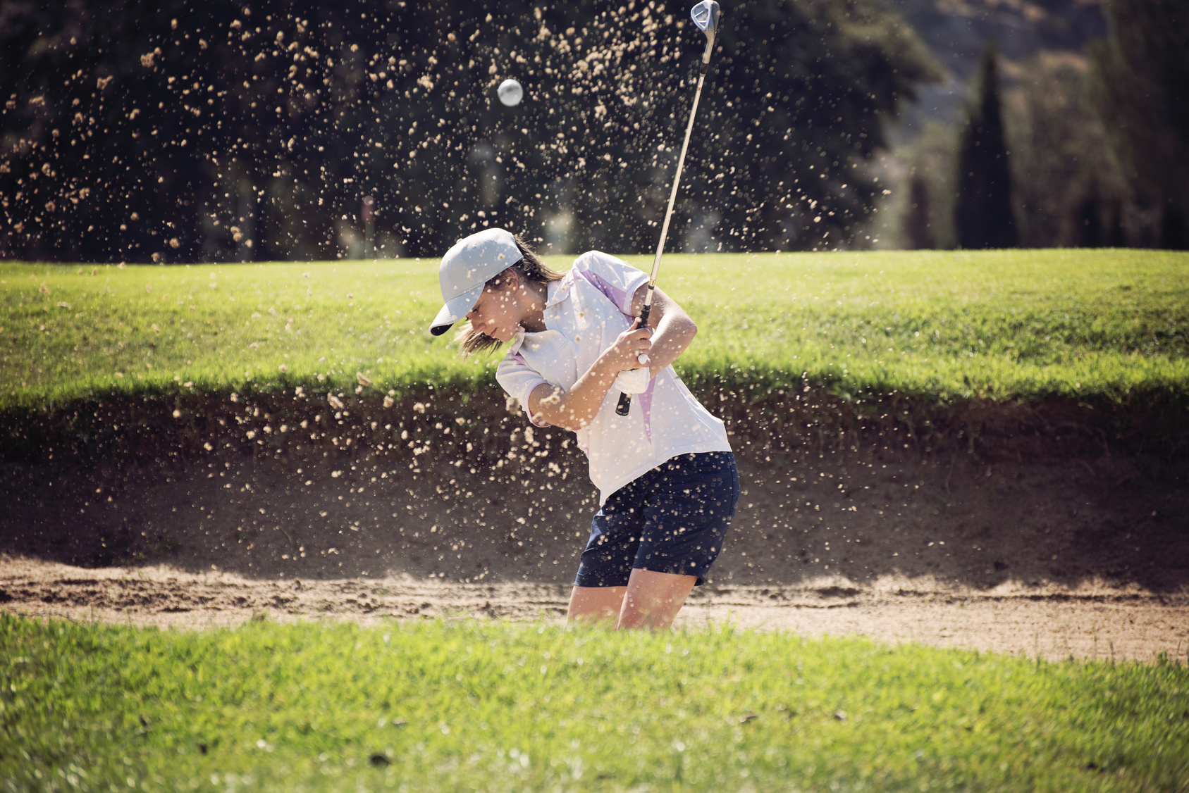 What to do when Your Golf Swing Has Fallen Apart