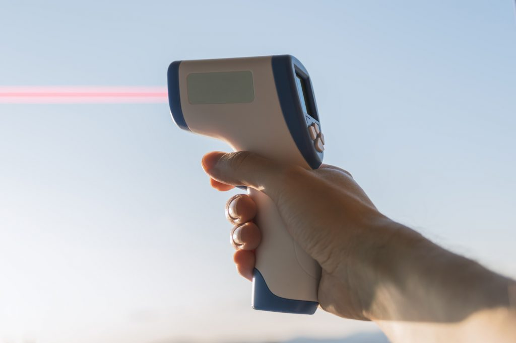 How a Laser Rangefinder Works